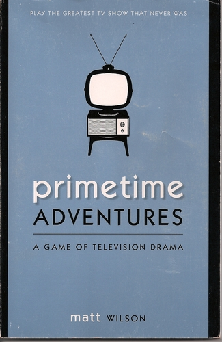 Primetime Adventures (2nd edition) cover, via RPGGeek.com