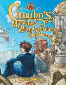 Cover of Chuubo's Marvelous Wish-Granting Engine