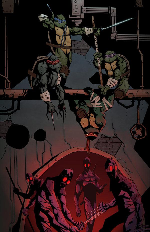 Turtles, vanish... by Fatboy73 on DeviantArt