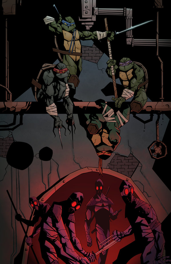 Turtles, vanish... by Fatboy73 on DeviantArt