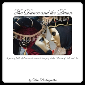 Cover of The Dance and the Dawn, via ndpdesign.com